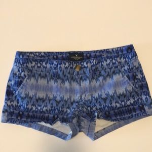 """American Eagle Outfitters size 28"""" waist shorts"""